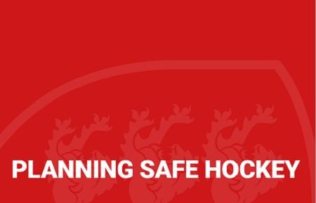 England Hockey publishes important new Planning Safe Hockey guide